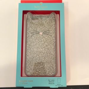 Kate Spade iPhone 6 Silicone Case